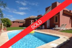Detached villa residential Vistas del Mar Corralejo Fuerteventura