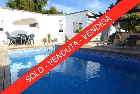 Charming villa for sale Villaverde Fuerteventura