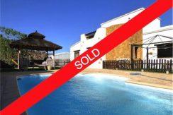 Detached villa for sale Villaverde Fuerteventura