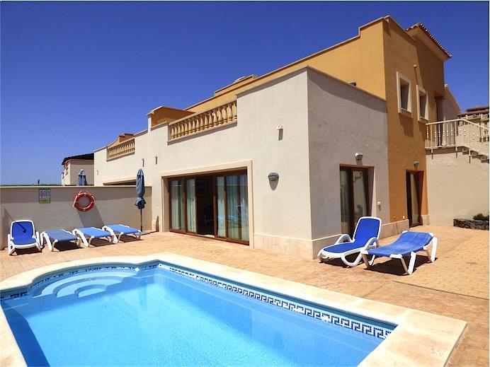 Luxury Villa Castillo Caleta De Fuste