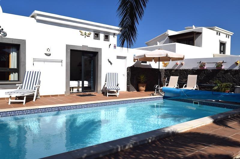 Detached Villa Playa Blanca Lanzarote Fuerteventura Re