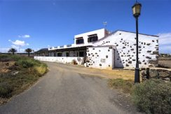 Finca Rural Histórica en La Oliva