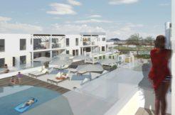 Nueva construcción apartamentos en Corralejo