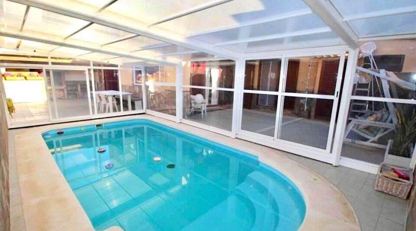Villa con piscina Corralejo Tamaragua.