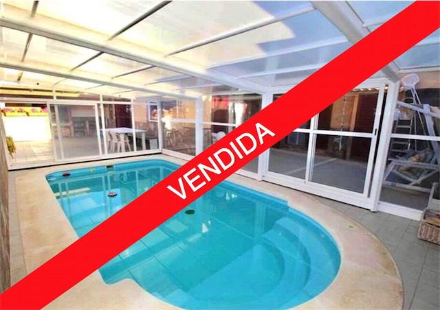 Villa con piscina Corralejo Tamaragua