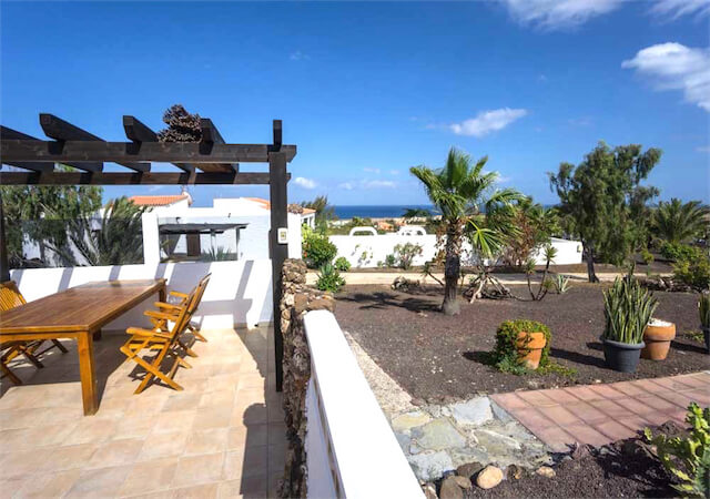 Villa vistas al mar Parque Holándes