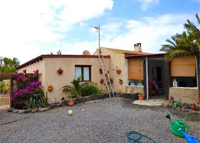 Vivienda Rural Lajares Fuerteventura