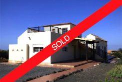 Detached Villa Tindaya Fuerteventura