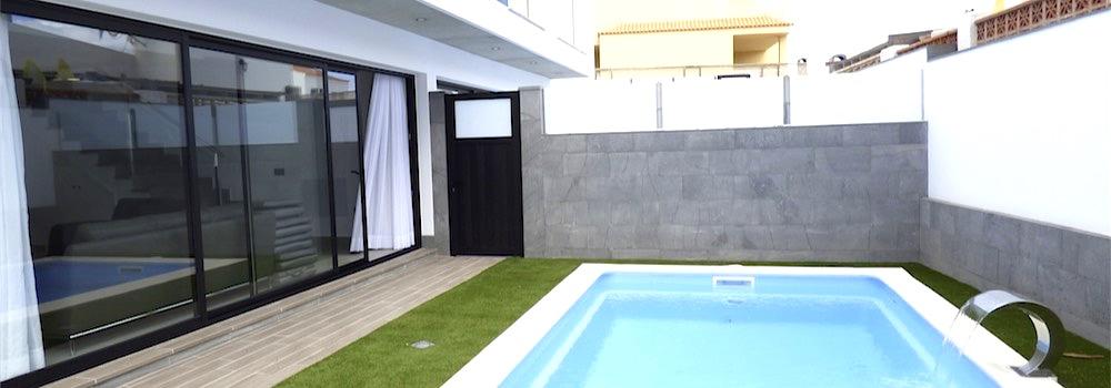 Luxury villa Corralejo Fuerteventura