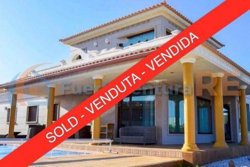 Villa Las Salinas Fuerteventura