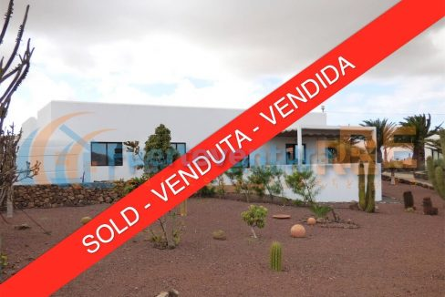 Villa for sale Villaverde Fuerteventura