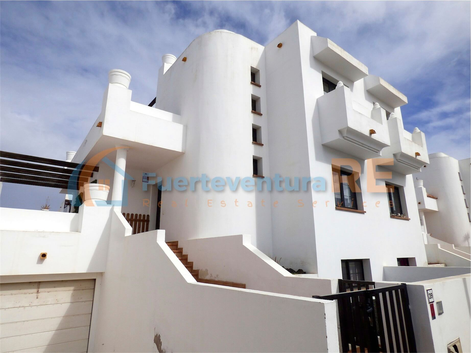 Semidetached Villa Royal Park