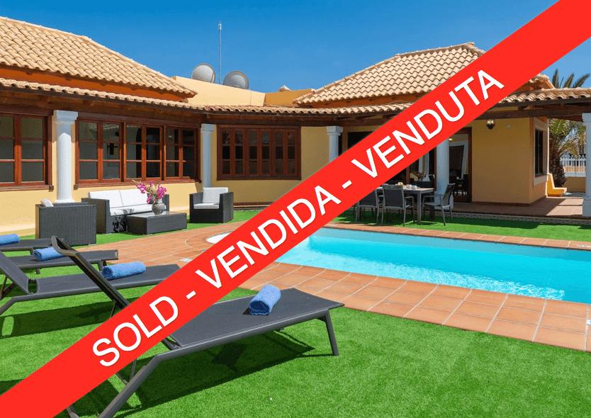 Luxury Detached Villa Corralejo