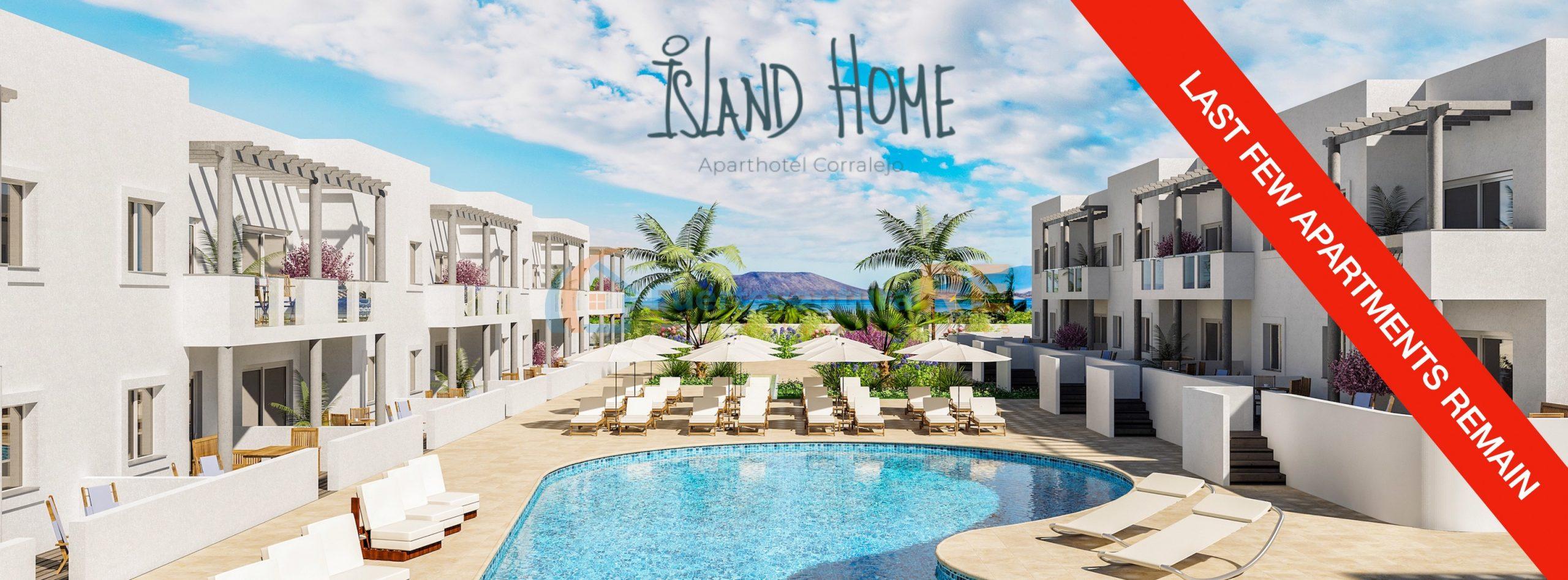 New apartments developments Corralejo Fuerteventura