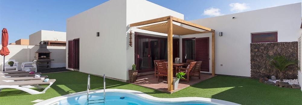 Gorgeous Villa Tamaragua Corralejo