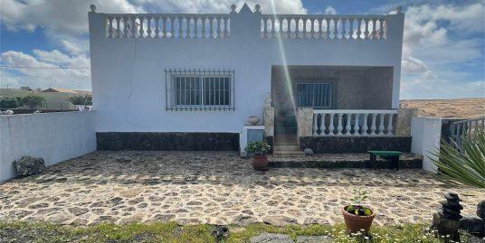 Villa with land Lajares Fuerteventura