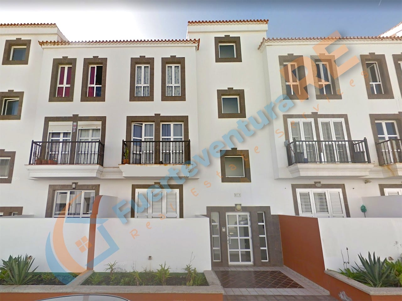 Two Beds Apartment Bristol Corralejo