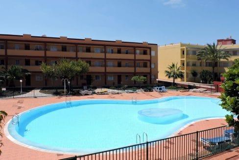 Two Beds Apartment La Caleta