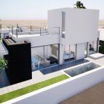 New Villas Corralejo Panorama Tres Islas