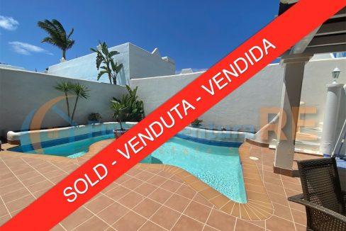 Detached Villa Bahiazul Corralejo