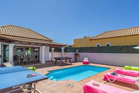 Villa Brisas del Mar Corralejo