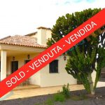 Detached Villa With Pool La Oliva