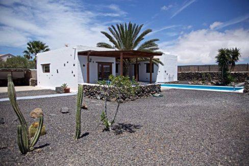Villa For Sale Lajares Fuerteventura