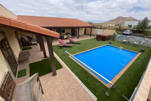 Casa Rural con anexo Villaverde
