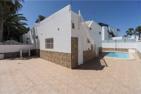 Villa next to the beach Corralejo