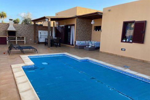 Villa con piscina La Capellania