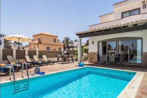 Luxury Villa For Sale Corralejo