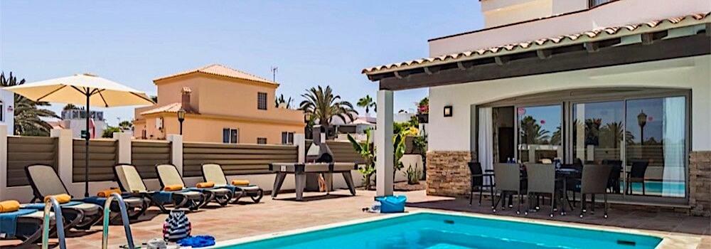 Vendesi Villa Lusso a Corralejo